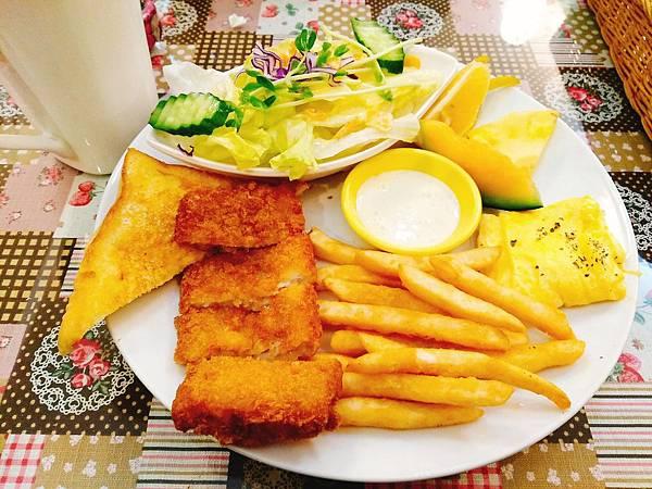 【食記】高雄苓雅|居家風溫馨可愛的美味早午餐-《小陽台早午餐》