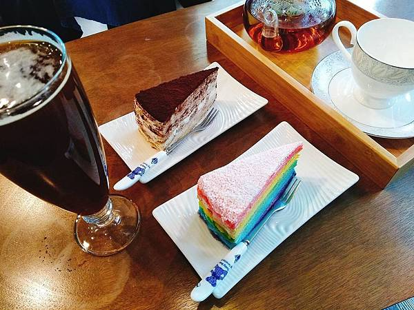 【食記】高雄前金|甜美夢幻的千層蛋糕-《木木江鳥衣谷》