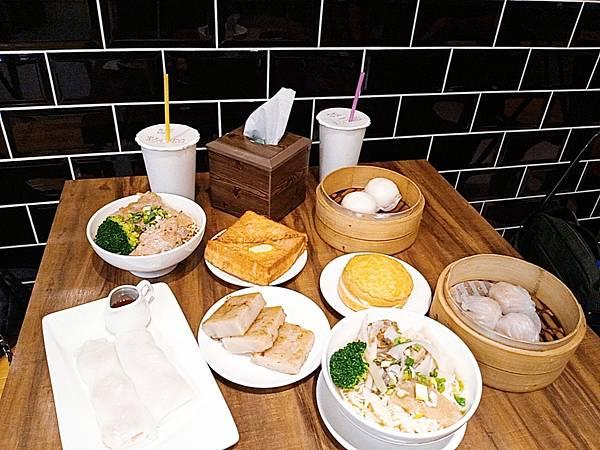 【食記】高雄三民|選擇多元的港式茶餐廳-《點心願》