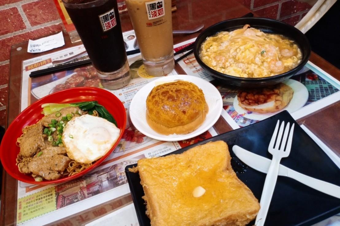 【食記】高雄苓雅|知名主廚的親民平價港式美食-《亨運香港茶餐廳》